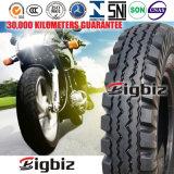Motocicleta fora dos pneus da estrada, pneu de 17 polegadas de 3.00-17 motocicletas