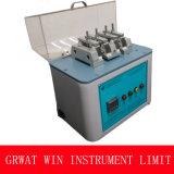 Máquina de teste telescópica de couro superior eletrônica (GW-001B)