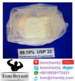 99.19%融点テスト渡された/ステロイドの粉のテストステロンのプロピオン酸塩(テスト支柱)