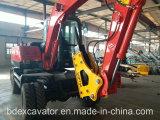 Excavadores de la rueda de Baoding con la fractura del martillo