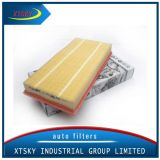 Carta da filtro di alta qualità e filtro dell'aria automatico 03c129620b dell'unità di elaborazione Matetial