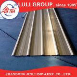 Vorgestrichen galvanisiert Roofing Blatt-gewölbtes Metalldach-Blatt