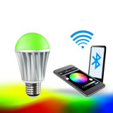 RGB/RGBW LED BulbのBluetooth/WiFi/