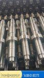 Geschmiedete Kohlenstoffstahl-Welle 1045 für chemische Befestigung