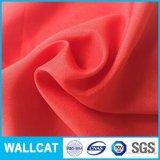 Ткань 100% полиэфира способа для одежды 75D*75D 55GSM