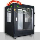 Impresora de gran tamaño del prototipo de Reprappertech 600 de Fdm 3D de la impresora gigante Ultibot-Gigante rápida de la impresora 3D