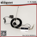 Impulsionador do sinal do telemóvel do tamanho 1800MHz da alta qualidade de Lte 4G mini com LCD