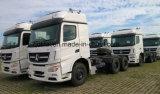 최고 트럭 헤드 10 짐수레꾼 480HP Beiben V3 트랙터 트럭