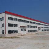 Gruppo di lavoro chiaro della struttura d'acciaio per la Tunisia