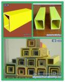 Tubo quadrato di rinforzo vetroresina della plastica FRP