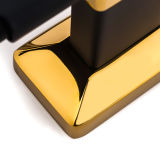 Sostenedor de papel higiénico de cobre amarillo de los accesorios del cuarto de baño (BaQaB9001-PA-MC)