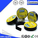 Ruban adhésif d'isolation électrique de PVC de fabrication