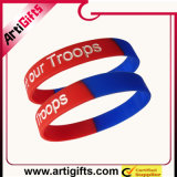 Wristband promozionale del silicone del regalo