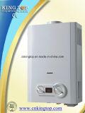 Chauffe-eau de gaz, réchauffeur d'eau chaude, geyser de gaz, chauffe-eau de gaz