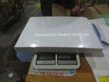 weiße Farbe geprägtes Papier 230GSM