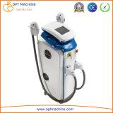 Machine de beauté de déplacement d'endroit de rajeunissement de peau d'épilation de chargement initial