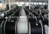 De goedkope Coaxiale Kabel Statellite van de Prijs CATV van de Fabriek RG6 met ETL Ce RoHS