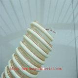 Transparentes Belüftung-Stahldraht-verstärktes flexibles Rohr für Wasser-Öl