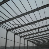 Costruzione prefabbricata personalizzata della struttura d'acciaio per il workshop
