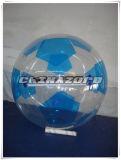 Шарик шарика новой популярной воды футбола типа гуляя раздувной