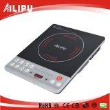 Estufa de la inducción de la marca de fábrica de Ailipu para el modelo Alp-18b1 del mercado de Turquía
