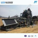 Hoher leistungsfähiger 150 Tonnen-Goldwannen-Bagger für Goldförderung