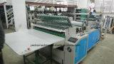 Rql-1200 BOPP, máquina de sellado lateral del bolso de la película plástica de OPP