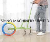Machine de sarclage multifonctionnelle de poussée de main
