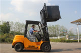 Snsc hydraulischer 4.5m Gabelstapler des Mast-3t
