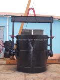 溶解した金属/鋳造ひしゃくの製造者に使用する鉄のひしゃく
