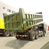 頑丈なトラック8*4のダンプトラックのダンプカートラック