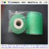 La charge statique amovible lustrée transparente de PVC s'attachent film pour la décoration de guichet