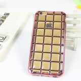 Cube Electroplated TPU Mobile Phone Cover van Rubik voor iPhone 6