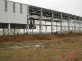 Мастерская/пакгауз большой пяди стальной структуры Prefab