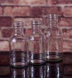 Crear las botellas de cristal estupendas de pedernal para requisitos particulares