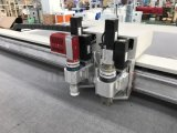 PE Vinyl Film Cutter Plotter Car Mat / Cuir / Fabric / Foam CNC Oscillating Knife Cutter Machine