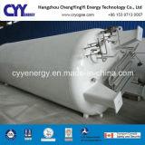 Промышленный используемый низкий бак для хранения углекислого газа аргона азота кислорода Pressureliquid