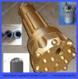 Tipo extremidades de la máquina de la herramienta Drilling del carburo de tungsteno de las rozadoras