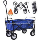 Vagão de praia/vagão de dobramento de acampamento do vagão do jardim do vagão