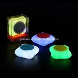 De kleurrijke LEIDENE Lichte Draadloze MiniSpreker Bluetooth van de Batterij met Hoogstaande maar Lagere Prijs