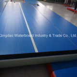 Aufblasbares Tricking Floor Air Gym Mat mit Black Side