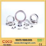 De Permanente Magneet van uitstekende kwaliteit van de Ring van het Neodymium, de Grote Magneet van het Neodymium van het Gat
