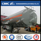 Cimc petroleiro da gasolina de Huajun 42m3 3axle