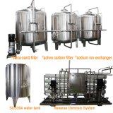 製造原価の価格の自動飲む天然水の満ちるプラントか水瓶詰工場