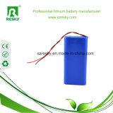 18650 2s1p 7.4V 2200mAh Li-Ionbatterie für Isoliermatte