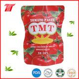 Gesundes organisches Tomatenkonzentrat des Quetschkissen-70g der Qualitäts