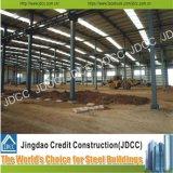 Estructura de acero del marco del almacén
