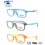 Style novo Memory Plastic Eyeglasses Frame para Kids (ML15002)