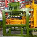 Bloco de cimento Qty6-15 pressionado hidráulico que faz a máquina