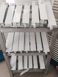 OEM de Afgietsels van de Matrijs van de Legering van het Aluminium ADC12 voor het Verwarmen van Radiator